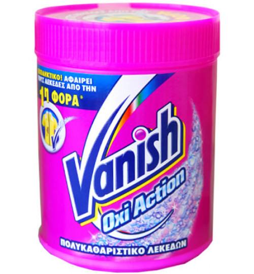 Ваниш Oxi Action Cristal White банка 500 гр.