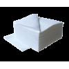 Салфетки бумажные Chao 1 сл. 24*24 см. 50 л. белые 1/77