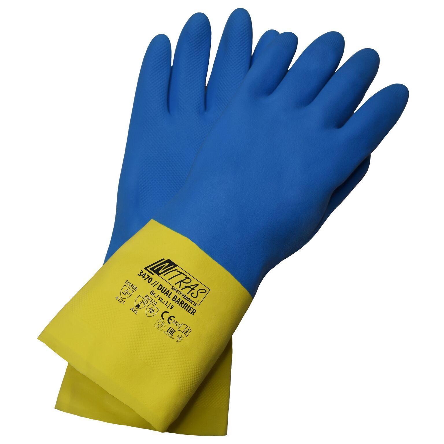 Дуо Микс перчатки